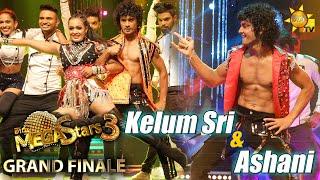 Kelum Shree with Ashani  Mega Stars 3   GRAND FINALE   2021-10-02