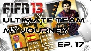 FIFA 13 - My Ultimate Team Journey - Ep. 17 - It's Back/Online Seasons!