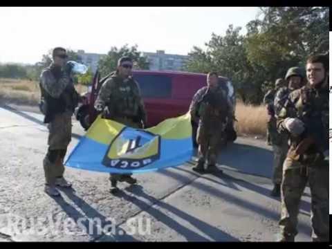Задержанный в  Крыму боевик «Азова» признался в подготовке провокаций