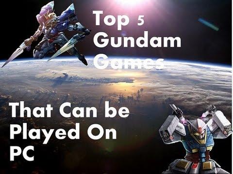 gundam pc game free download