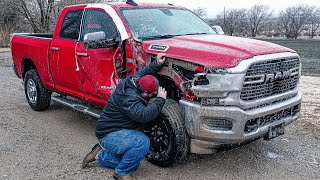 I Bought a Wrecked 2019 Ram 2500 Cummins