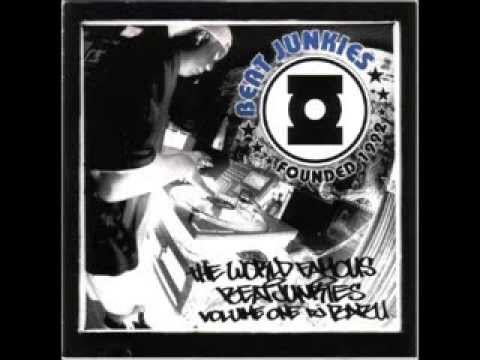 The World Famous Beat Junkies - Vol. 1 - DJ Babu - 1997 [FULL]