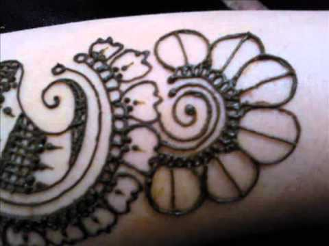 Mehndi Design   Youtube video