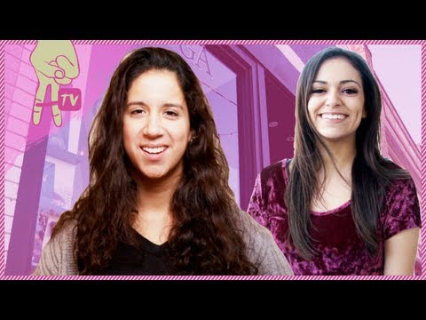 MacBarbie07 Makes Over Rachel - Make Me Over Ep. 39