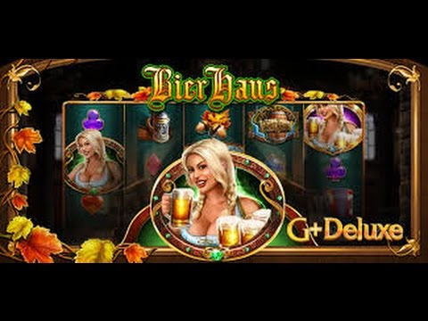 Bier Haus Max Bet 100 total spins with locked wilds BIG JACKPOT AS IT HAPPENS!!!