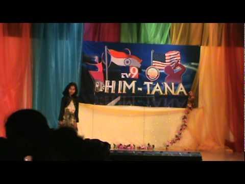 Ramya dancing for - Mr Perfect - Arya 2 - Dheem TANA - Ugadi...