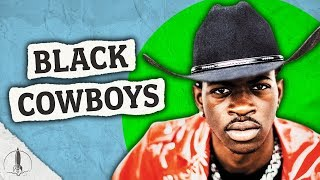 Bill Pickett to Lil Nas X: The Untold Story of Black Cowboys...