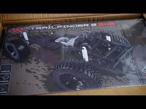 RC4WD SWB Jeep project started