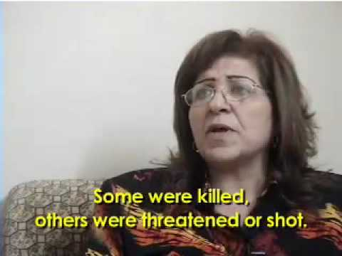 Iraqi womens rights in the new Iraq