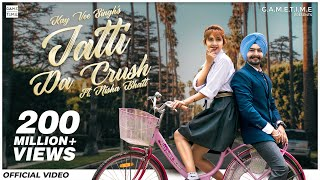 Download Song Jatti Da Crush | Kay Vee Singh | Nisha Bhatt | Gametime | Cheetah | Latest new Punjabi songs 2019 Free StafaMp3