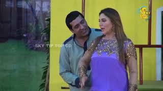 Iftikhar Thakur Zafri Khan and Khushboo New Stage Drama Best Clip 2018   Pk Mast