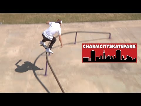 Shop Sessions: Charm City Skatepark