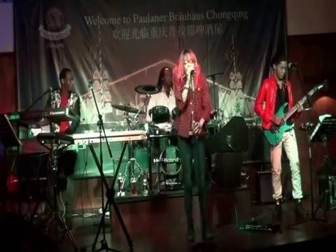 The Night | Band | Dubai number 1 entertainment booking agency | 33 Music Group | Scott Sorensen