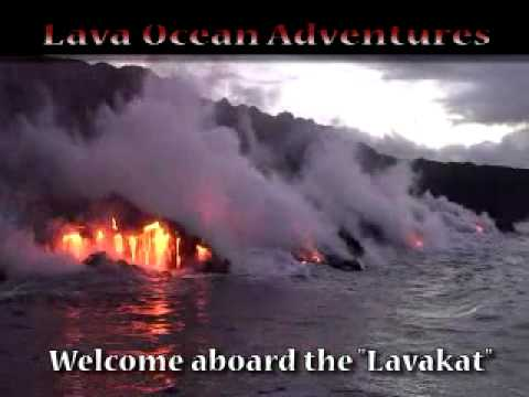 Hawaii Lava Fishing Adventure - Big island