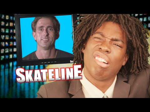 SKATELINE - Guy Mariano, King Of The Road, Jaws, Chad Muska, How To Pressure Flip & More