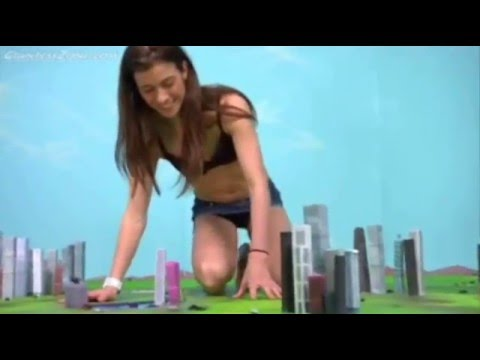 Giantess Misty