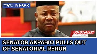 Senator Akpabio pulls out of Akwa Ibom North-East Senatorial rerun