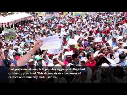 Huaycán, Lima - Pre-fieldtrip diagnosis - ESD 2012-13