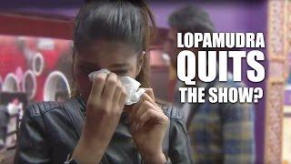 Bigg Boss 10   Day 50   Lopamudra to leave Bigg Boss house?   7 Dec 2016