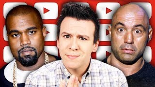 "Homeless ""Scam"" Update, Alex Jones Twitter Ban, Kanye, Joe Rogan/Elon Musk Controversy, & More!"