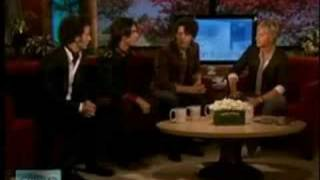 The Jonas Brothers: Ellen Show