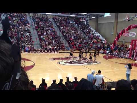 Desert Oasis High School Jazz Dance Team