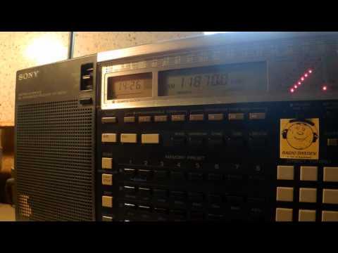 06 04 2016 Radio Veritas Asia, music, instead of Hindi to SoAs 1425 on 11870 Palauig Zambales