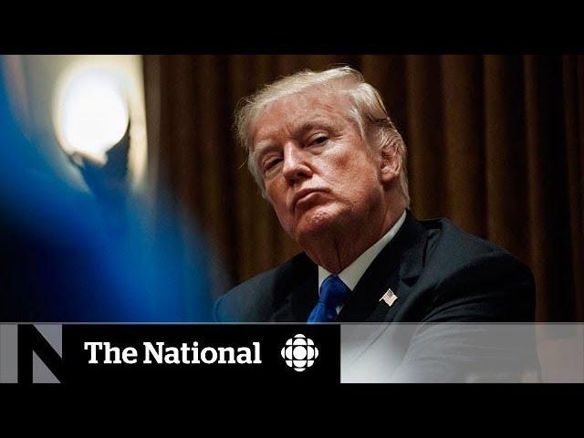 Canada-U.S. trade war brewing over new tariffs