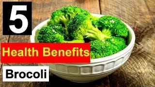 5  Amazing Health Benefits Of Eating Brocoli Every Day
