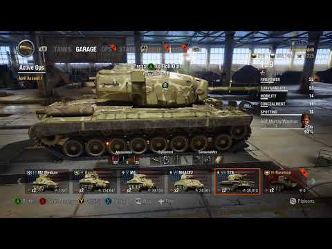 World of Tanks XBOX ONE X
