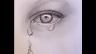 Come disegnare le lacrime. how to draw tears. как рисовать слезы