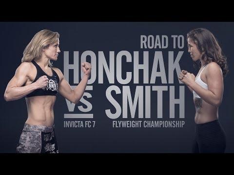 INVICTA FC 7 - Road to Honchak vs Smith