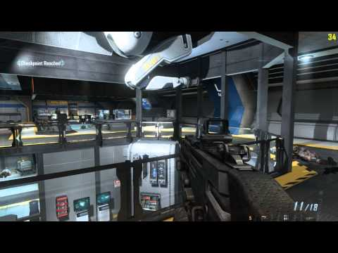 Call of Duty Black Ops 2 - On Intel HD Graphics 4000 Test