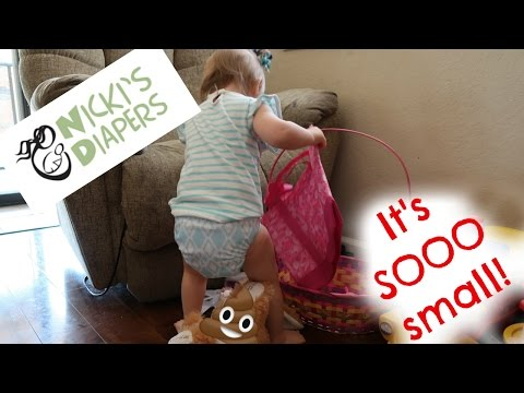 Nicki's Diapers AIO | Cloth Diaper Review