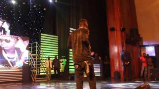 Shatta Wale Performs live Band At GN Bank Awards 2015(Full Video)