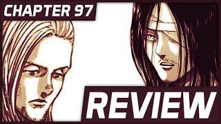 Attack on Titan Chapter 97 REVIEW ? EREN RETURNS & WARHAMMER TITAN REVEALED!!