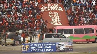 SIMBA ,MBAO FC walivyopagawisha mashabiki MWANZA