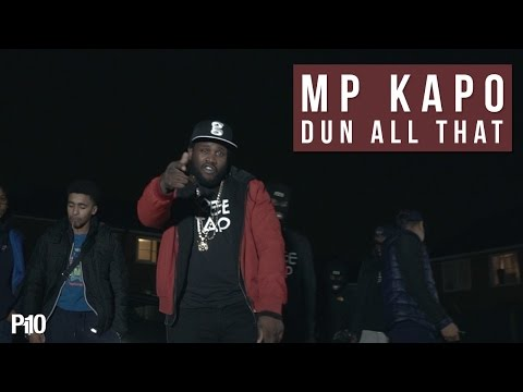 P110  MP Kapo  Dun All That Music