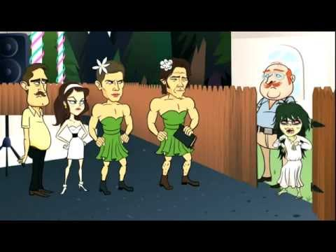 MAD - Cartoon Supernatural HD