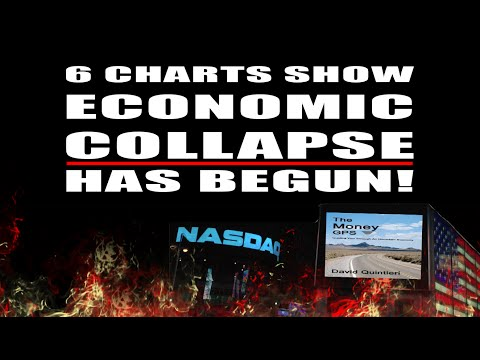 6 Charts Prove the Economy is in CRISIS MODE!