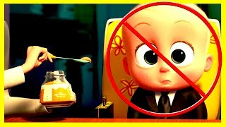 THE BOSS BABY BUT WITHOUT BABIES