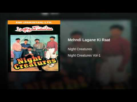 Mehndi Lagane Ki Raat video