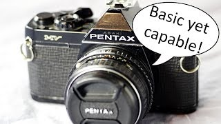 Introduction to the Pentax MV, Video 1 of 2