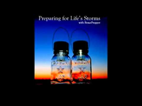 Communication on Preparing for Life_s Storms August 7th 2012