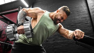 Gymshark | Chris Bumstead: Unfinished