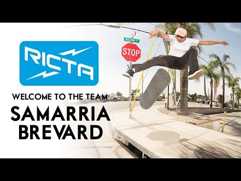 Samarria Brevard - Welcome To The Team!