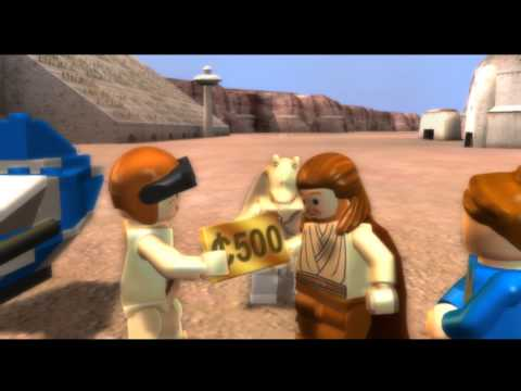 Lego Star Wars- Fórmula Jedi