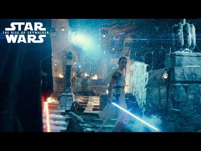 "Star Wars: The Rise of Skywalker | ""End"" TV Spot thumbnail"