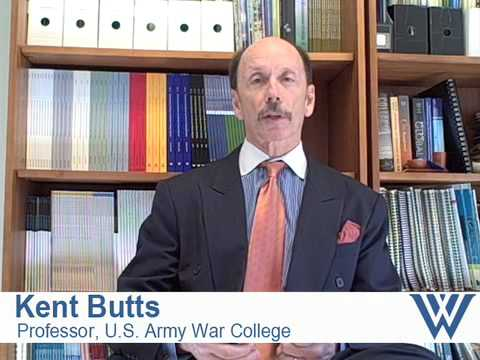 Kent Butts on Climate Change, Security, and the U.S. Military