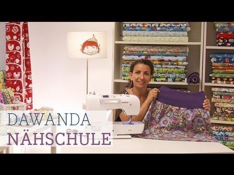 dawanda n hschule wie n he ich ein b ndchen an youtube. Black Bedroom Furniture Sets. Home Design Ideas